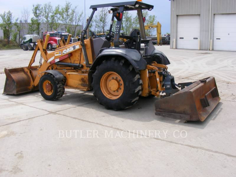 CASE/INTERNATIONAL HARVESTER INDUSTRIAL LOADER 570M XT equipment  photo 3