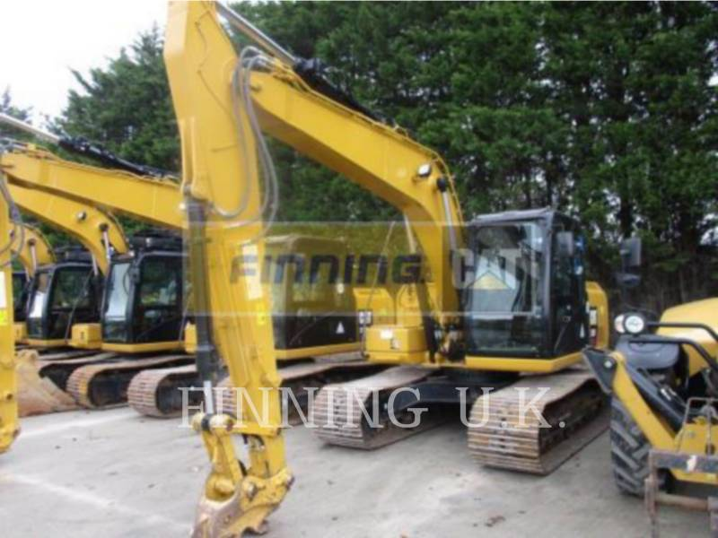 CATERPILLAR TRACK EXCAVATORS 313FLGCDC1 equipment  photo 3