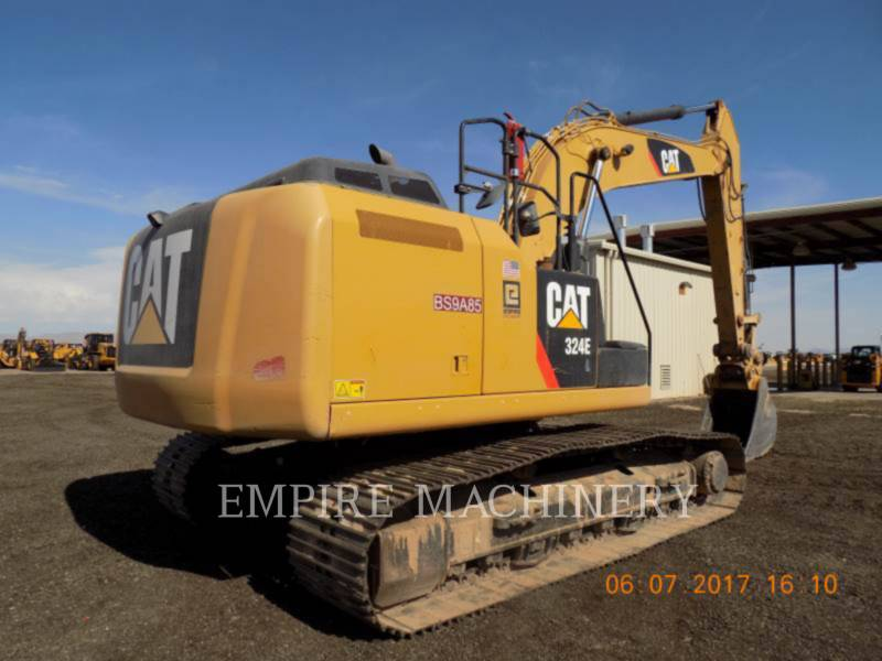 CATERPILLAR ESCAVATORI CINGOLATI 324EL equipment  photo 2