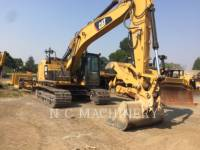 CATERPILLAR KOPARKI GĄSIENICOWE 320E LRR equipment  photo 1