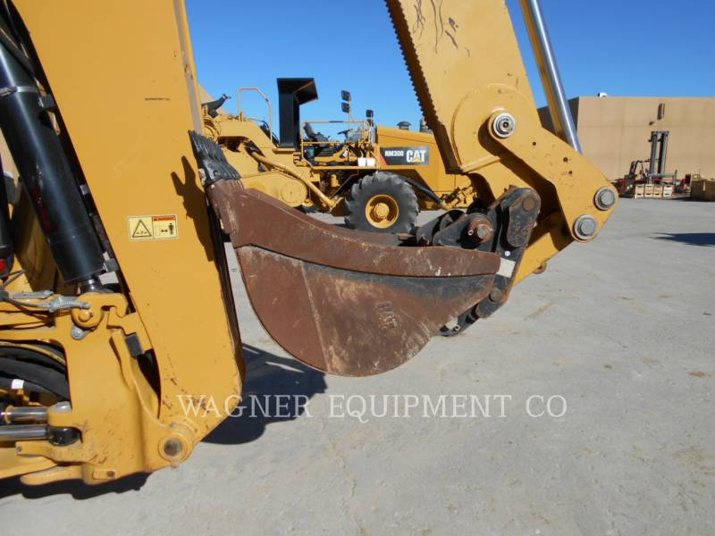 CATERPILLAR CHARGEUSES-PELLETEUSES 430F 4WDE equipment  photo 7