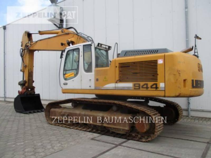 LIEBHERR KETTEN-HYDRAULIKBAGGER R944 equipment  photo 3