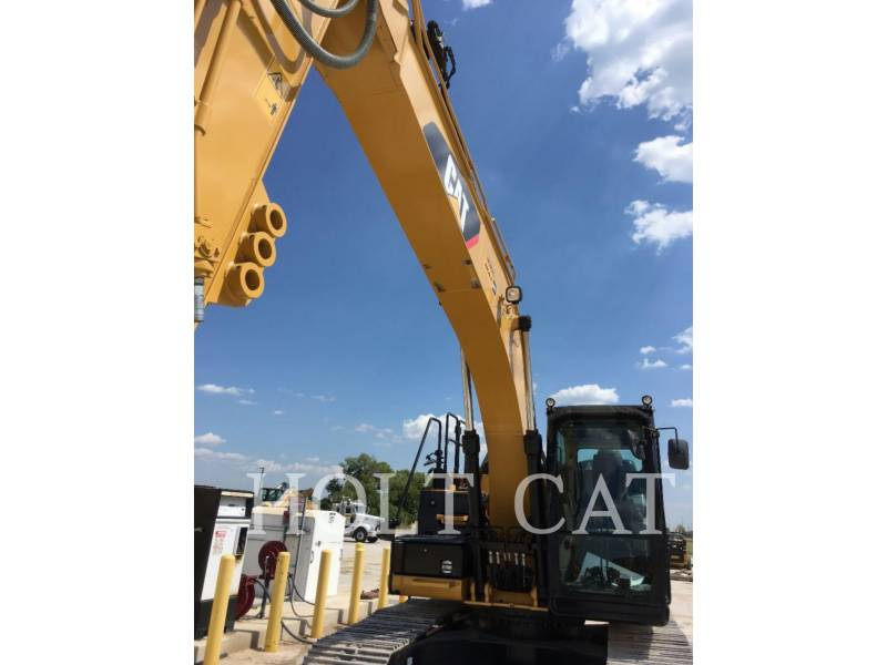 CATERPILLAR トラック油圧ショベル 320EL equipment  photo 12