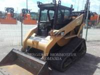 Equipment photo Caterpillar 287B ÎNCĂRCĂTOARE PENTRU TEREN ACCIDENTAT 1