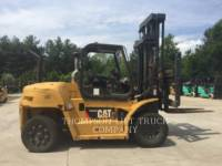 Equipment photo MITSUBISHI CATERPILLAR FORKLIFT P26500-D GABELSTAPLER 1