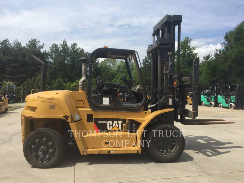 MITSUBISHI CATERPILLAR FORKLIFT CHARIOTS À FOURCHE P26500-D equipment  photo 1