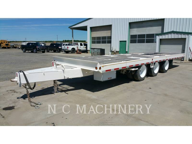 TRAILMAX TRAILERS TRD54T equipment  photo 3