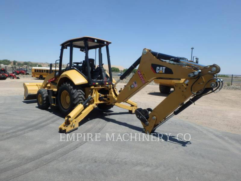 CATERPILLAR RETROEXCAVADORAS CARGADORAS 416F2 4EO equipment  photo 3