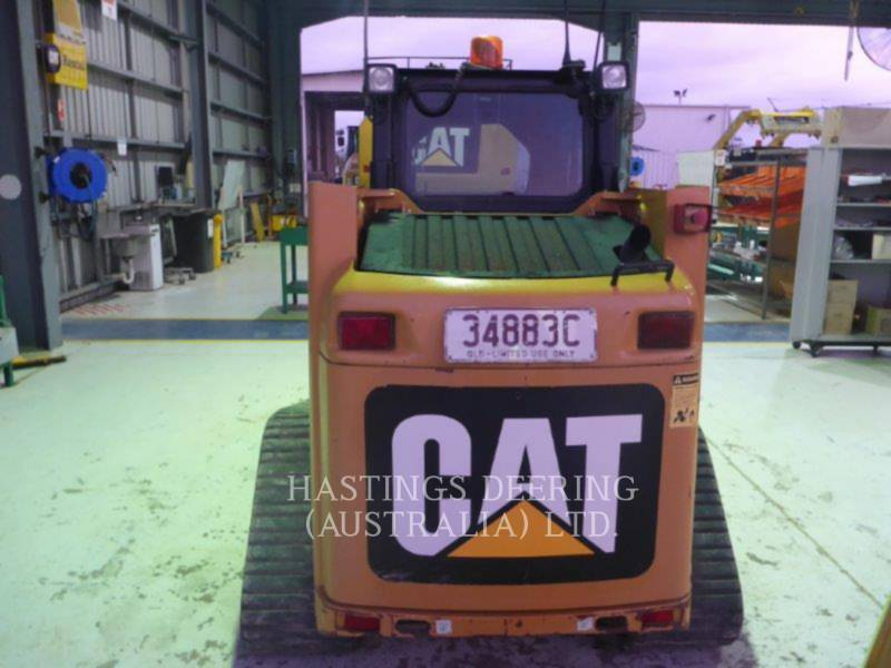 CATERPILLAR MULTI TERRAIN LOADERS 247B3LRC equipment  photo 3