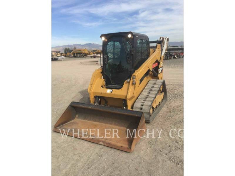 CATERPILLAR MULTI TERRAIN LOADERS 259D C3-H2 equipment  photo 4