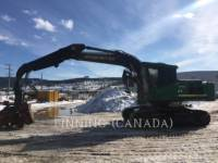 JOHN DEERE FORESTRY - PROCESSOR 2454D equipment  photo 3