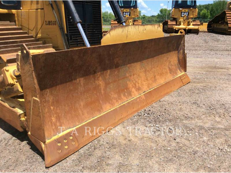 CATERPILLAR TRACK TYPE TRACTORS D6TLGP AG equipment  photo 22