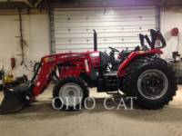 Equipment photo AGCO-MASSEY FERGUSON MF4608L AG TRACTORS 1