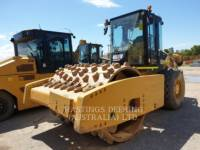 Equipment photo Caterpillar CS76 TAMBUR SIMPLU VIBRATOR NETED 1