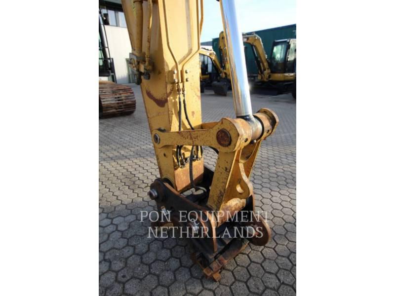CATERPILLAR RUPSGRAAFMACHINES 320EL equipment  photo 15