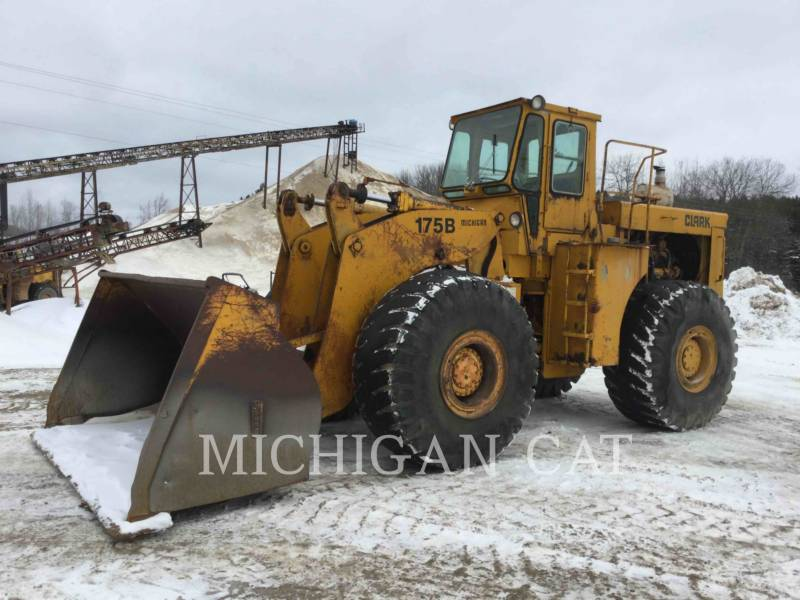 MICHIGAN CARGADORES DE RUEDAS 175B-C equipment  photo 1