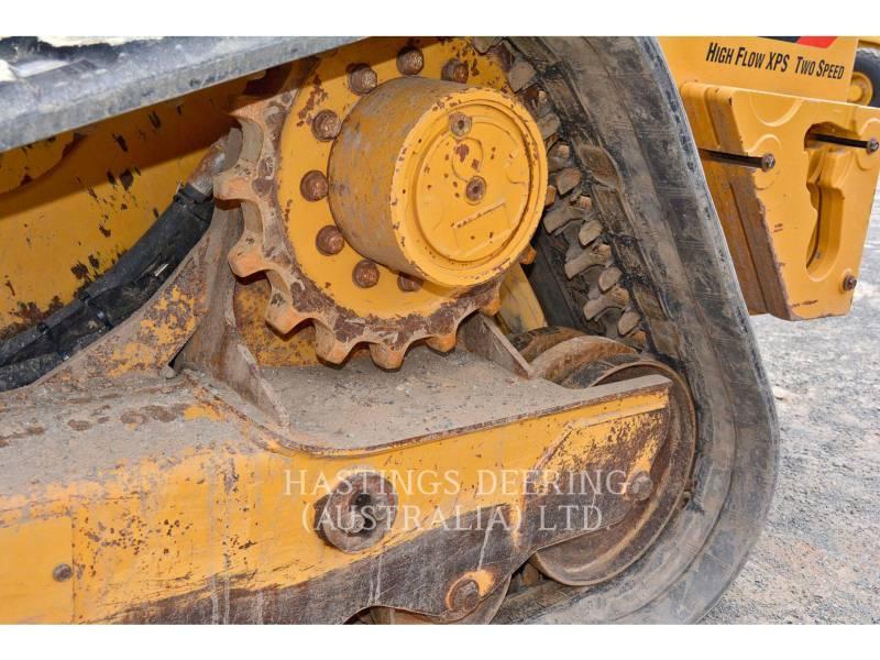 CATERPILLAR CARGADORES MULTITERRENO 279C equipment  photo 11