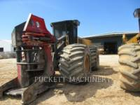 PRENTICE FORESTRY - FELLER BUNCHERS - WHEEL 553C equipment  photo 6