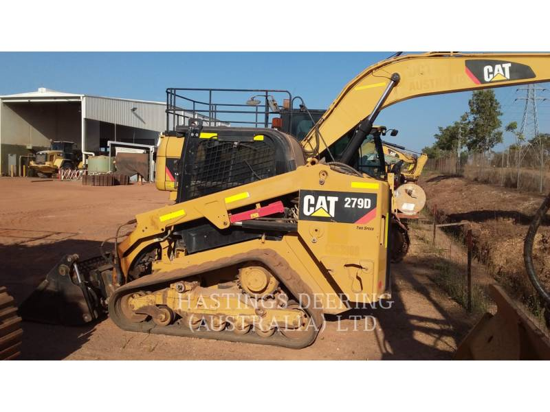 CATERPILLAR PALE CINGOLATE MULTI TERRAIN 279DLRC equipment  photo 8