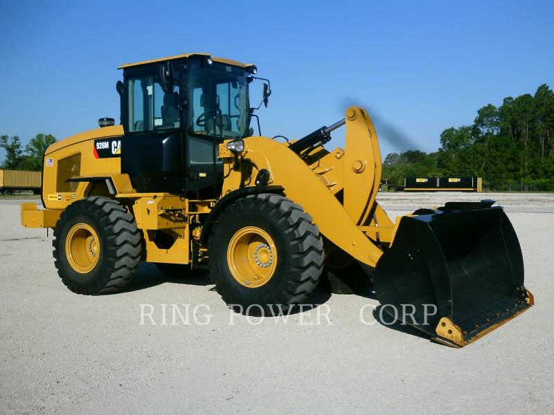 CATERPILLAR CARGADORES DE RUEDAS 926MQC equipment  photo 2