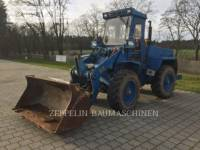 Equipment photo HANOMAG (KOMATSU) 22C RADLADER/INDUSTRIE-RADLADER 1