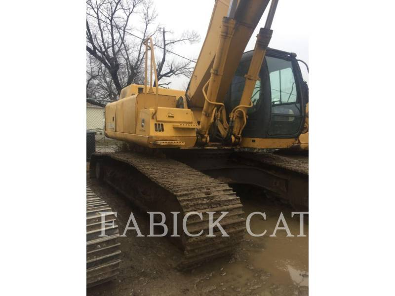 DEERE & CO. TRACK EXCAVATORS 330C equipment  photo 1