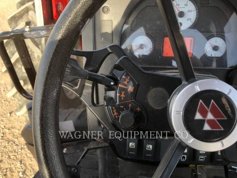 MASSEY FERGUSON TRACTEURS AGRICOLES MF4710 equipment  photo 14
