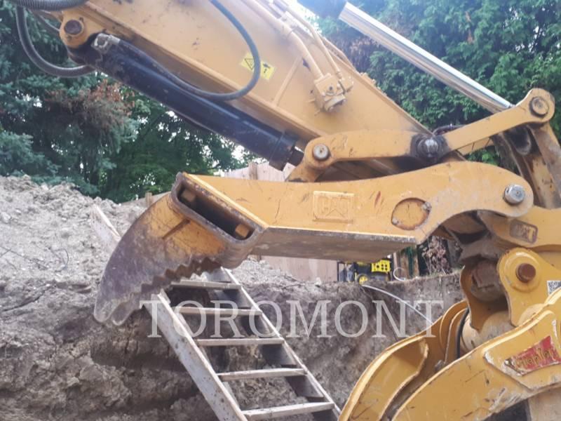 CATERPILLAR TRACK EXCAVATORS 320ELRR equipment  photo 6