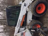 BOBCAT KOMPAKTLADER S160 equipment  photo 11