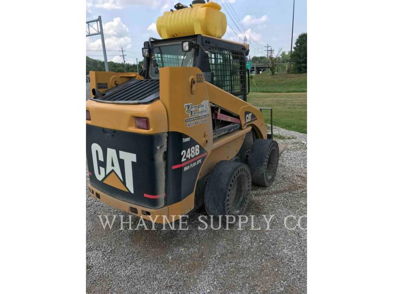 CATERPILLAR MINICARGADORAS 248B equipment  photo 4