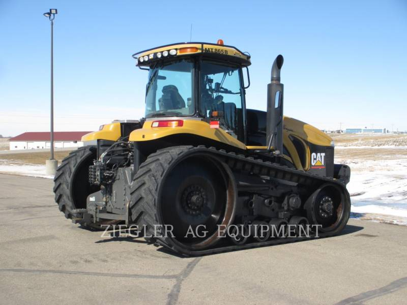 AGCO-CHALLENGER AG TRACTORS MT865B equipment  photo 5