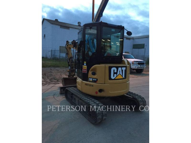 CATERPILLAR EXCAVADORAS DE CADENAS 303.5E2 equipment  photo 4