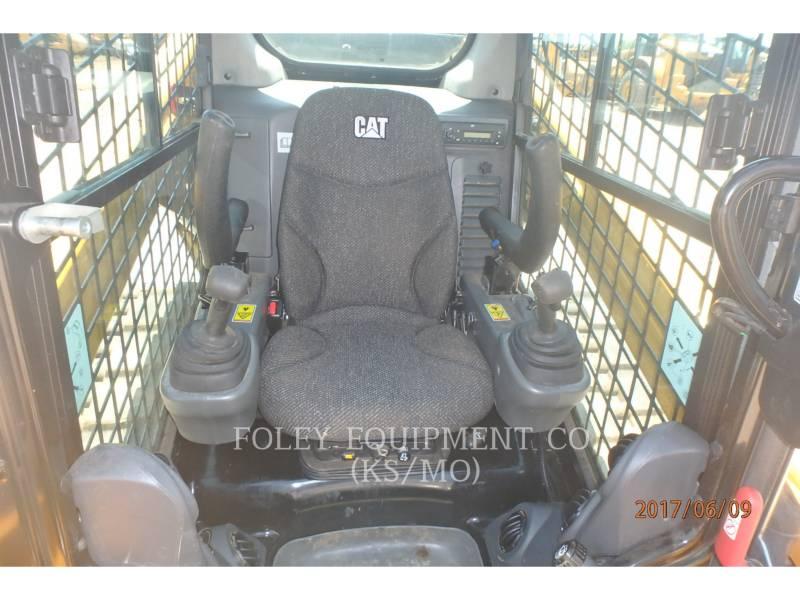 CATERPILLAR MINICARGADORAS 299D2XPS2C equipment  photo 5