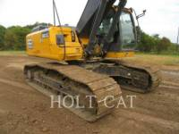 DEERE & CO. TRACK EXCAVATORS 380G equipment  photo 4
