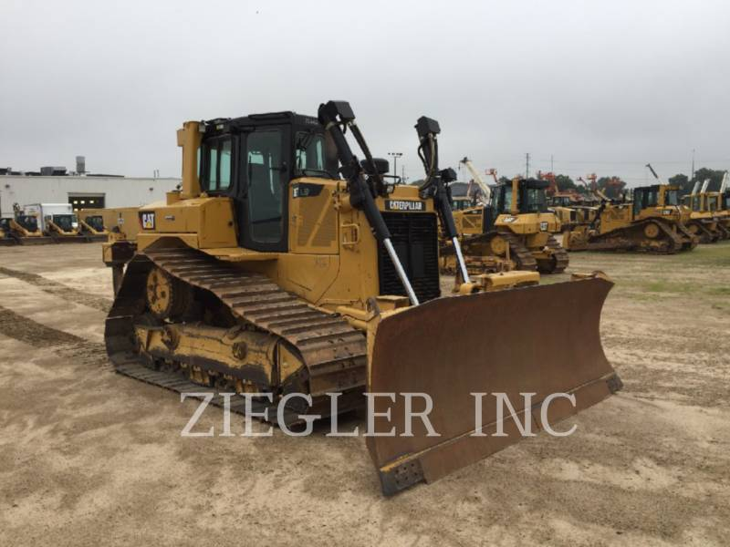 CATERPILLAR TRACK TYPE TRACTORS D6TVP equipment  photo 1