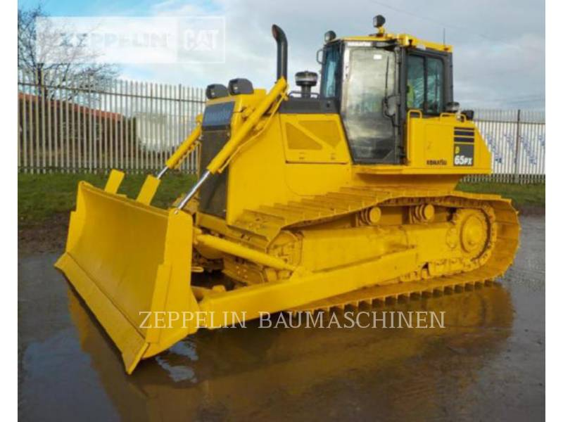 KOMATSU LTD. TRACK TYPE TRACTORS D65PX equipment  photo 1