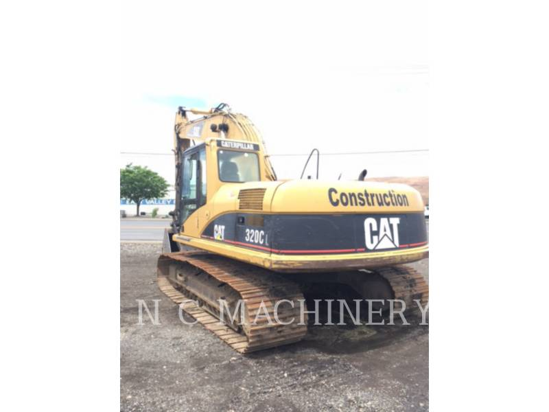 CATERPILLAR EXCAVADORAS DE CADENAS 320C L equipment  photo 6