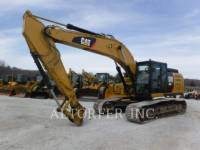 CATERPILLAR KOPARKI GĄSIENICOWE 329FL equipment  photo 1