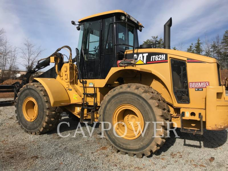 CATERPILLAR WHEEL LOADERS/INTEGRATED TOOLCARRIERS IT62H equipment  photo 3