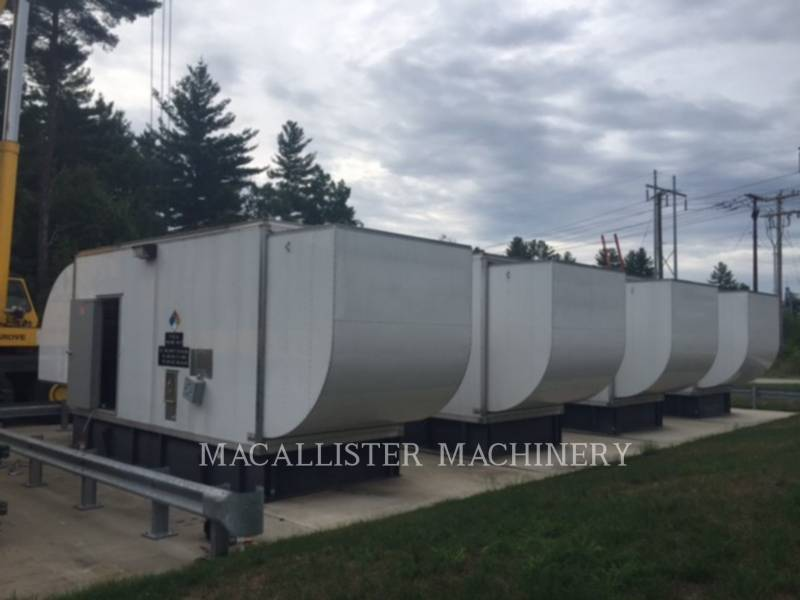 CATERPILLAR STATIONARY GENERATOR SETS C32 equipment  photo 12