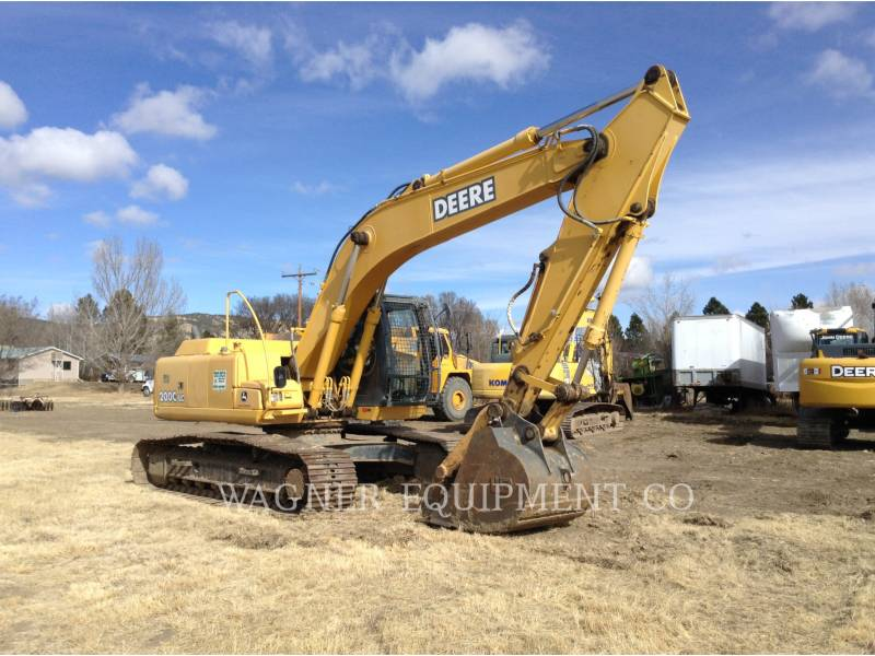 DEERE & CO. EXCAVADORAS DE CADENAS 200C equipment  photo 4