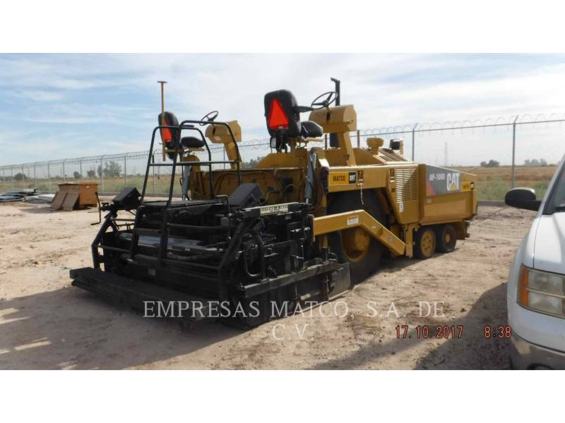 CATERPILLAR FINISSEURS AP-1000 equipment  photo 3