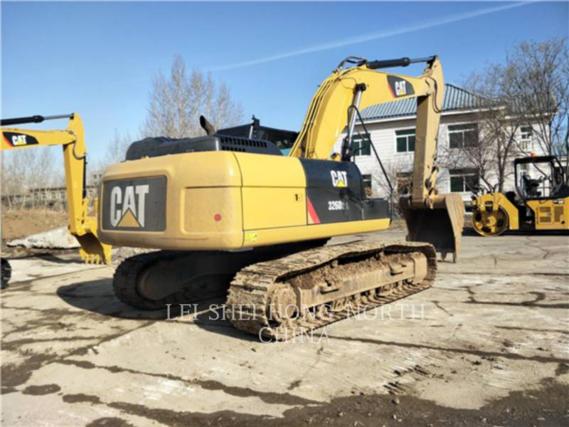 CATERPILLAR KETTEN-HYDRAULIKBAGGER 326D2L equipment  photo 7
