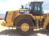 CATERPILLAR RADLADER/INDUSTRIE-RADLADER 980M AOC equipment  photo 5