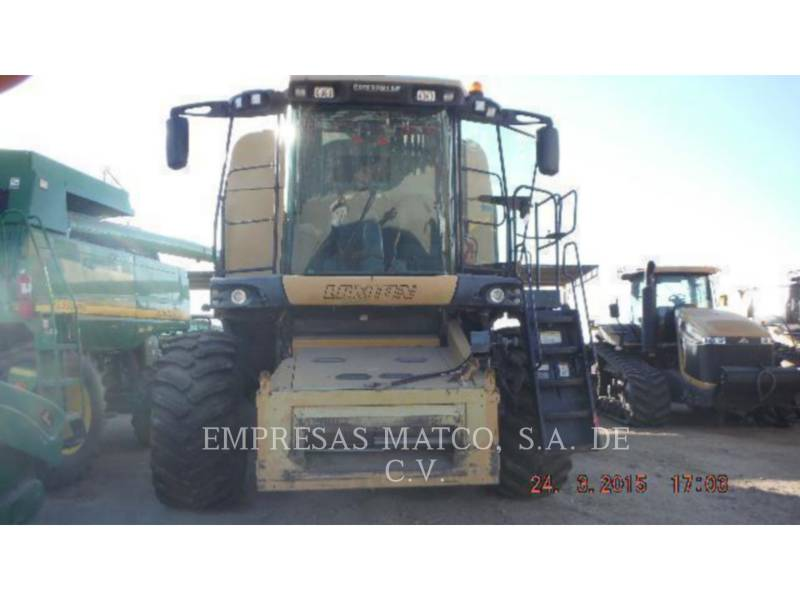 LEXION COMBINE COMBINADOS 560R equipment  photo 7