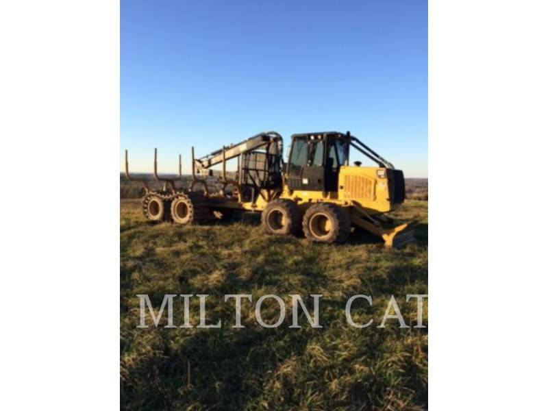 CATERPILLAR FORESTAL - TRANSPORTADOR DE TRONCOS 574 equipment  photo 1