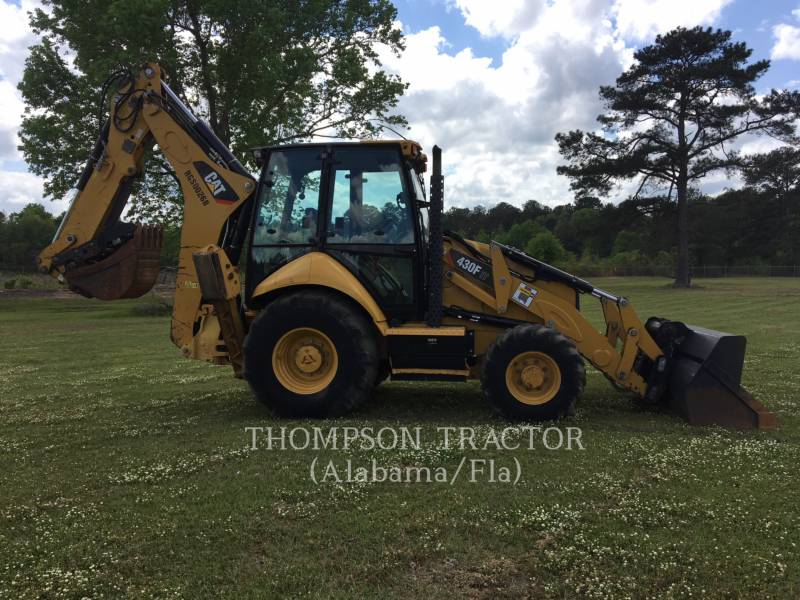 CATERPILLAR RETROEXCAVADORAS CARGADORAS 430F IT equipment  photo 12