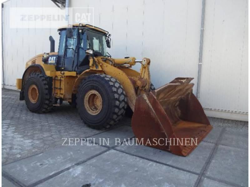 CATERPILLAR WIELLADERS/GEÏNTEGREERDE GEREEDSCHAPSDRAGERS 966H equipment  photo 6