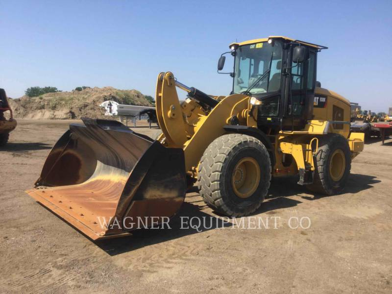 CATERPILLAR RADLADER/INDUSTRIE-RADLADER 930K FC equipment  photo 1