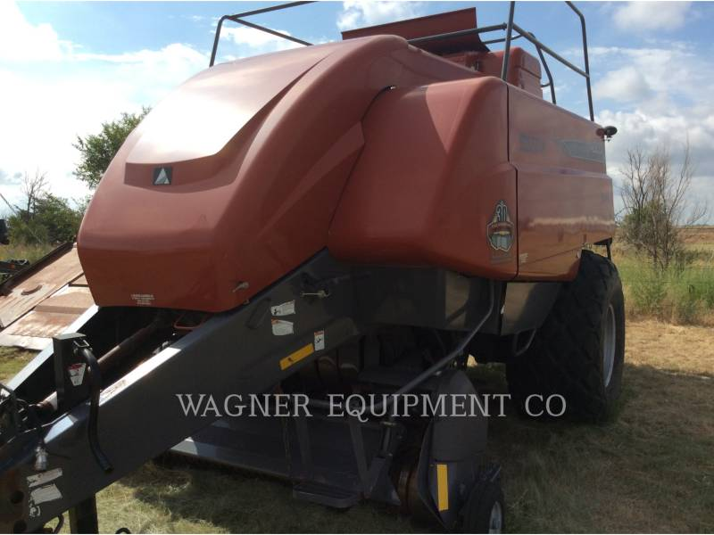 AGCO-HESSTON CORP AG HAY EQUIPMENT 7444 equipment  photo 4